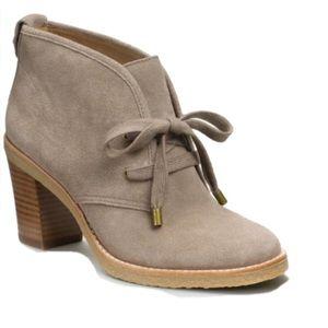 COACH Women's Natural Nikol Bootie Shoes